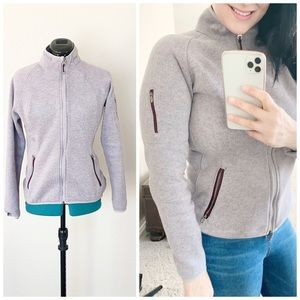 Eddie Bauer Zip up Sweater